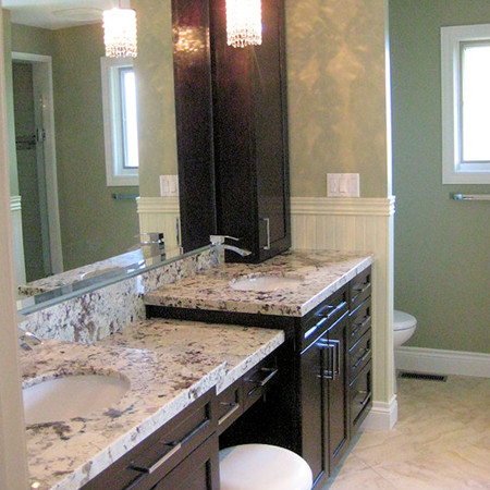 Powder Room Remodelling